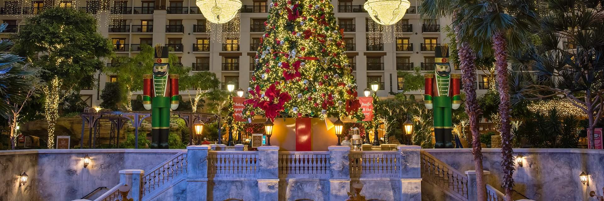 Gaylord Texan Grapevine Christmas Tree