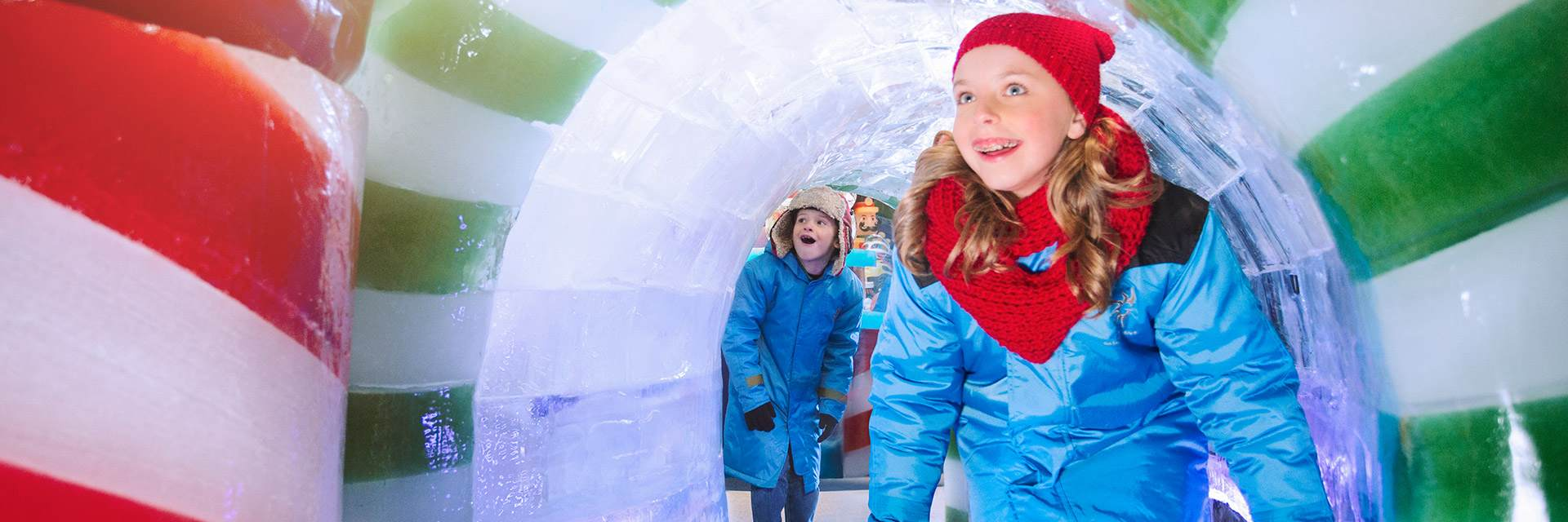 Ice World at Gaylord Texan Grapevine